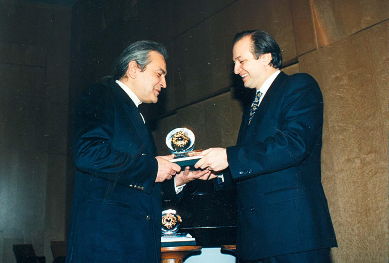 ΒΡΑΒΕΙΑ ΑΠΟΛΛΩΝ 1996